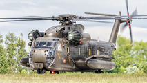 84+79 - Germany - Army Sikorsky CH-53G Sea Stallion aircraft