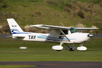 ZK-TAY - Aero Club - Tauranga Cessna 152