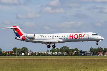 F-GRZF - Air France - Hop! Canadair CL-600 CRJ-702