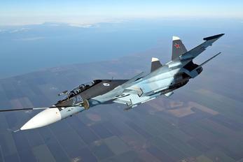 74 BLUE - Russia - Navy Sukhoi Su-30SM