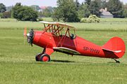 SP-YHW - Private Hatz CB-1 aircraft