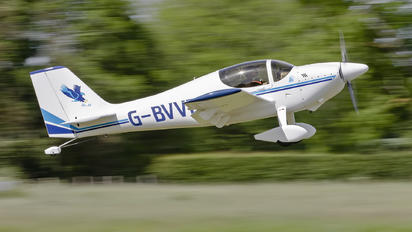 G-BVVP - Private Europa Aircraft XS