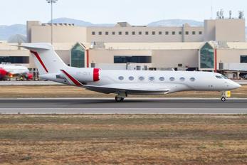 VP-CKV - Flynas Bombardier Challenger 650