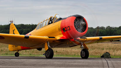 "- - Netherlands - Air Force ""Historic Flight"" North American T-6G Texan"