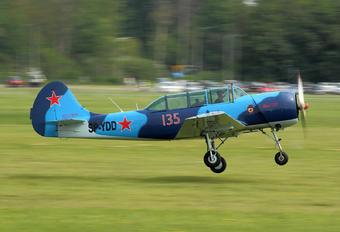 SP-YDD - Private Yakovlev Yak-52