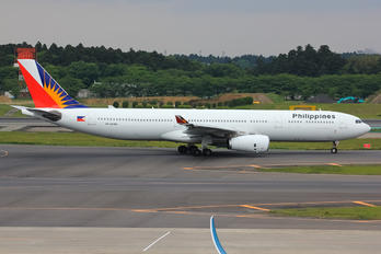 RP-C8780 - Philippines Airlines Airbus A330-300
