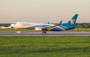 A4O-BV - Oman Air Boeing 737-800