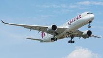 A7-ALQ - Qatar Airways Airbus A350-900 aircraft