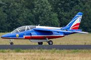 "E44 - France - Air Force ""Patrouille de France"" Dassault - Dornier Alpha Jet E aircraft"