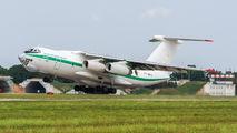 7T-WID - Algeria - Air Force Ilyushin Il-76 (all models) aircraft