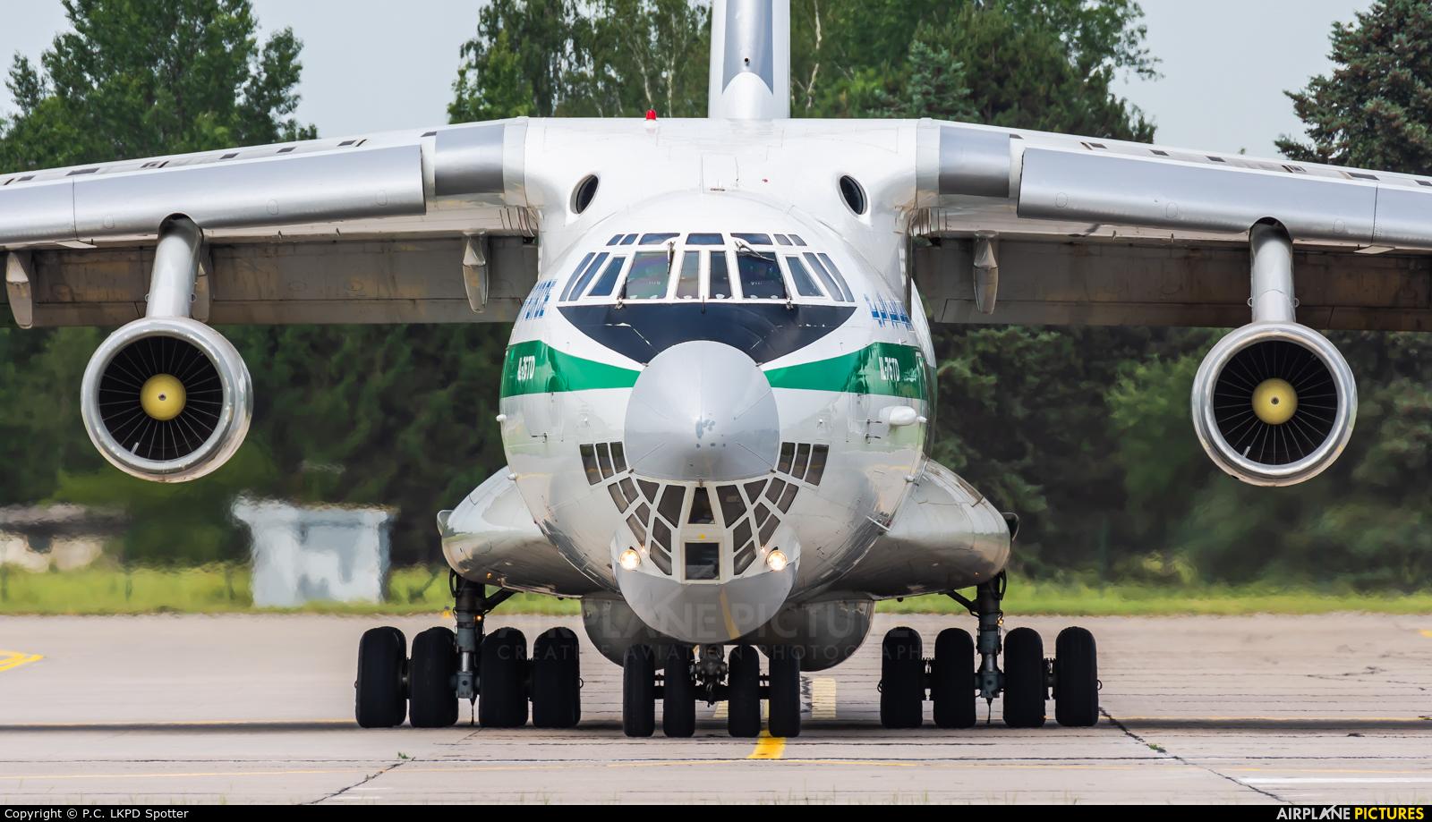 Algeria - Air Force 7T-WID aircraft at Pardubice