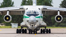 7T-WID - Algeria - Air Force Ilyushin Il-76 (all models) aircraft