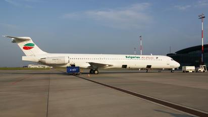 LZ-LDK - Bulgarian Air Charter McDonnell Douglas MD-82