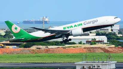 B-16785 - EVA Air Cargo Boeing 777F