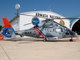 ARC252 - Colombia - Navy Airbus Helicopters AS365 N3+