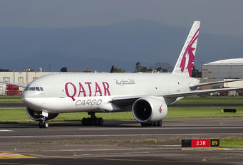 A7-BFA - Qatar Airways Cargo Boeing 777F