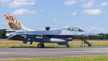 J-642 - Netherlands - Air Force General Dynamics F-16A Fighting Falcon
