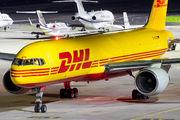 D-ALER - DHL Cargo Boeing 757-200F aircraft