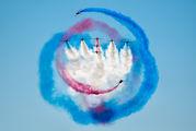 "XX319 - Royal Air Force ""Red Arrows"" British Aerospace Hawk T.1/ 1A aircraft"