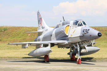 C-FGZO - Top Aces Douglas A-4 Skyhawk (all models)