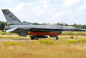 93-0688 - Turkey - Air Force General Dynamics F-16C Fighting Falcon