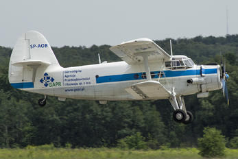 SP-AOB - Aeroklub Gliwicki Antonov An-2