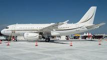 T7-MAB - Private Airbus A319 CJ aircraft