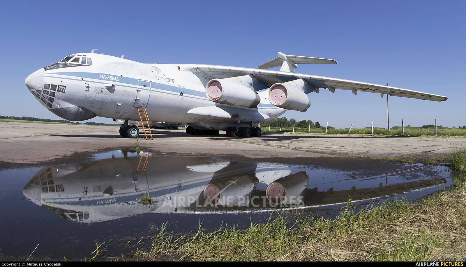 UR-78772 aircraft at -Do Not Use-
