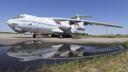 UR-78772 -  Ilyushin Il-76 (all models)