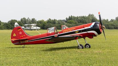 D-EJGS - Private Yakovlev Yak-50