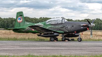 3HGF - Austria - Air Force Pilatus PC-7 I & II