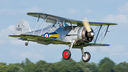 #6 The Shuttleworth Collection Gloster Gladiator G-AMRK taken by Richard Parkhouse