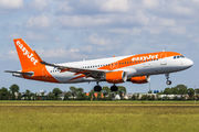 OE-IVT - easyJet Europe Airbus A320 aircraft