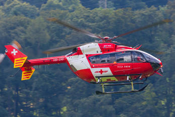 HB-ZRF - REGA Swiss Air Ambulance  Eurocopter EC145