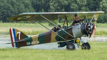 OK-HUI04 - Private Morane Saulnier MS.185