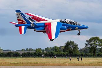 "F-UGFK - France - Air Force ""Patrouille de France"" Dassault - Dornier Alpha Jet E"