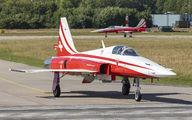 J-3091 - Switzerland - Air Force:  Patrouille de Suisse Northrop F-5E Tiger II aircraft