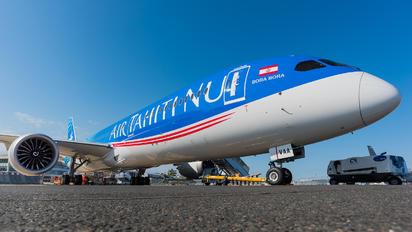 N1015X - Air Tahiti Boeing 787-8 Dreamliner