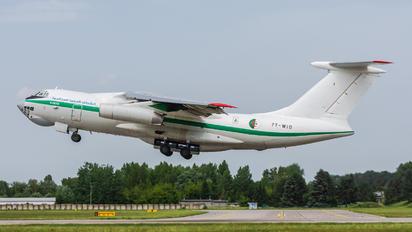 7T-WID - Algeria - Air Force Ilyushin Il-76 (all models)