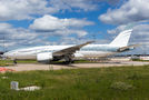 Rare visit of Aviation Link B777 to Paris Orly