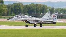1303 - Slovakia -  Air Force Mikoyan-Gurevich MiG-29UBS aircraft