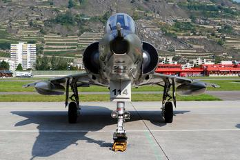 R-2114 - Switzerland - Air Force Dassault Mirage IIIRS