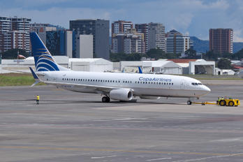 HP-1822CMP - Copa Airlines Boeing 737-800