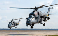 33 - Russia - Air Force Mil Mi-35M aircraft