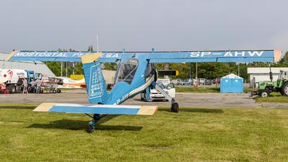 SP-AHW - Aeroklub Ziemi Mazowieckiej PZL 104 Wilga 35A