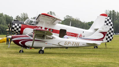 SP-THI - Private Cessna 182 Skylane (all models except RG)