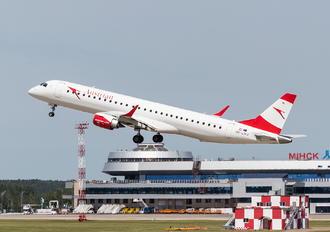 OE-LWJ - Austrian Airlines/Arrows/Tyrolean Embraer ERJ-195 (190-200)