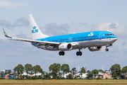 PH-BCE - KLM Boeing 737-800 aircraft