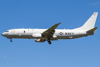 169542 - USA - Navy Boeing P-8A Poseidon