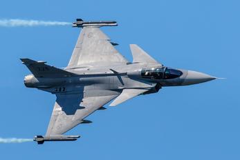 39228 - Sweden - Air Force SAAB JAS 39C Gripen